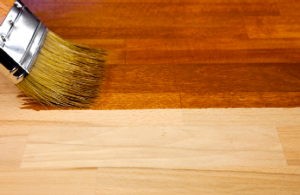 wood painting services nj
