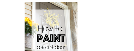 Front Door Painting Cherry Hill NJ
