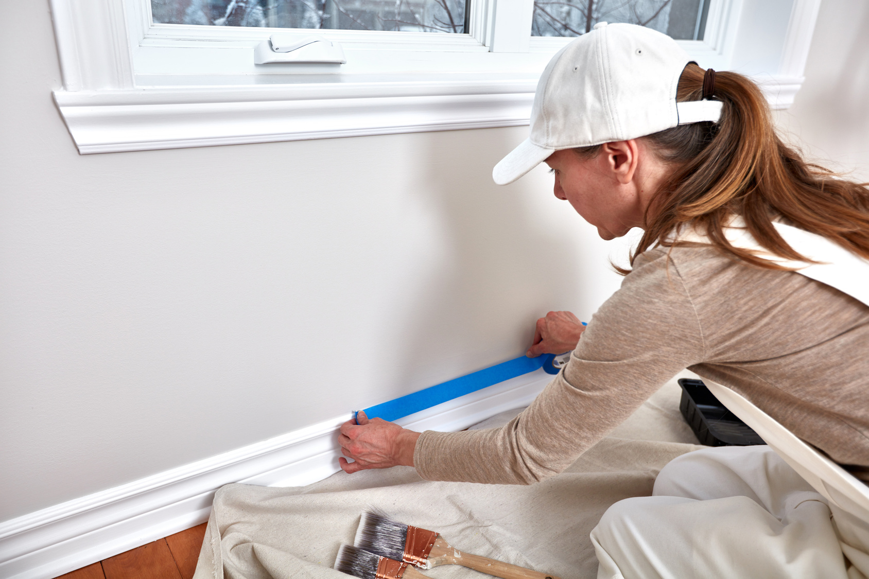 Cherry Hill NJ Painters Repairs & Paints LLC.