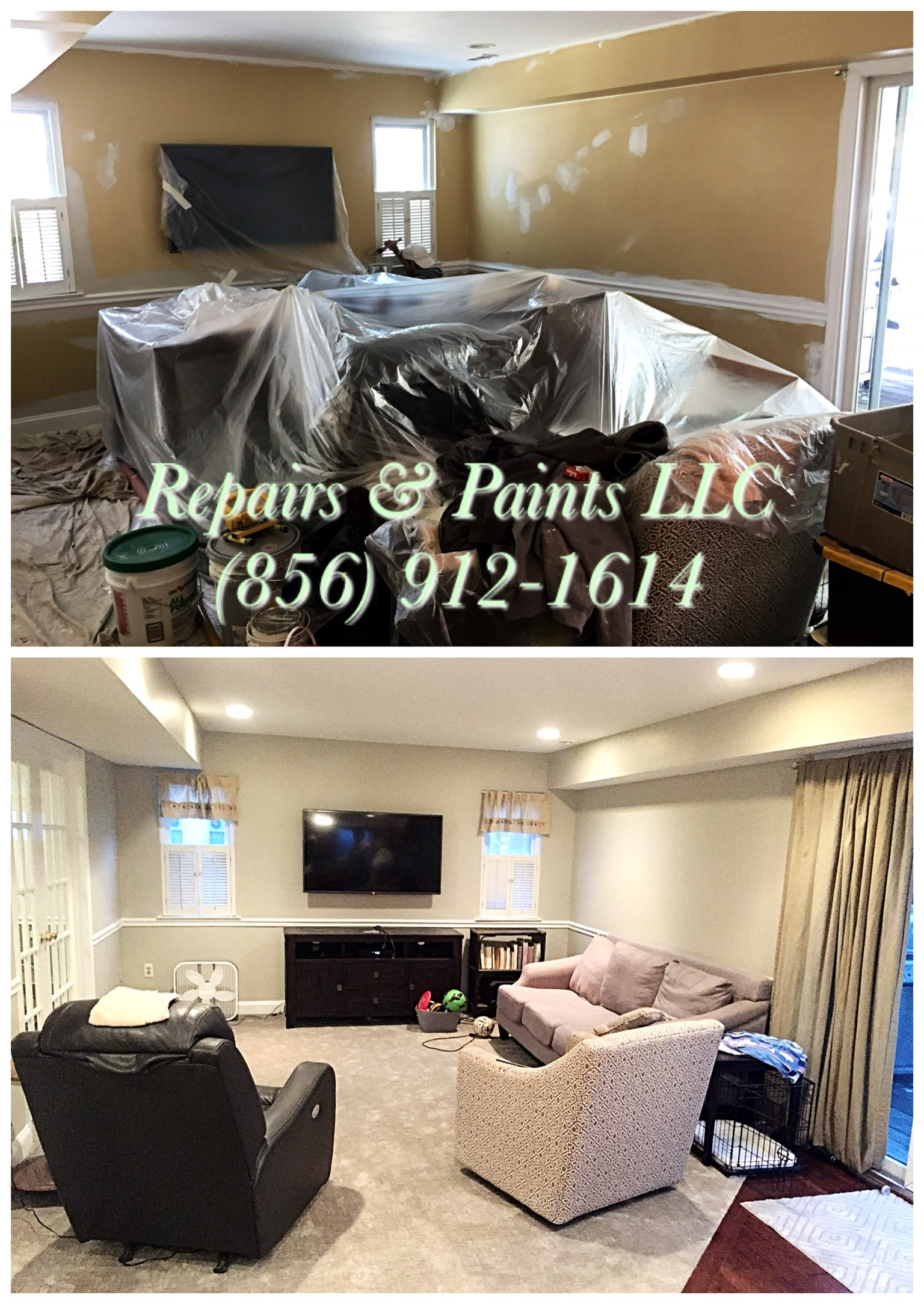 interior painting moorestown NJ
