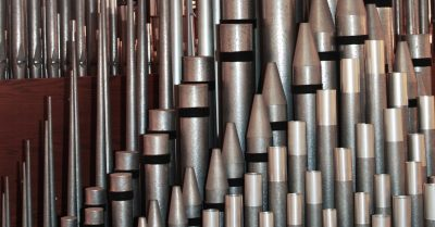 Image of Pipe Sculpture