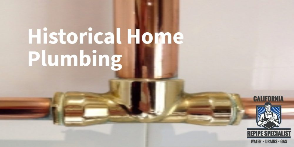 Historical home plumbing featured image