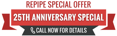 Graphic CTA banner of 25th Anniversary Special