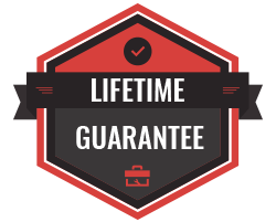 Graphic of Lifetime Guarantee
