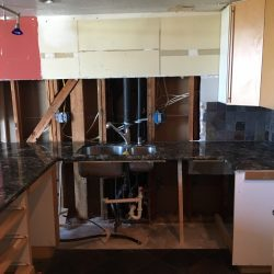 full kitchen water damage restoration service