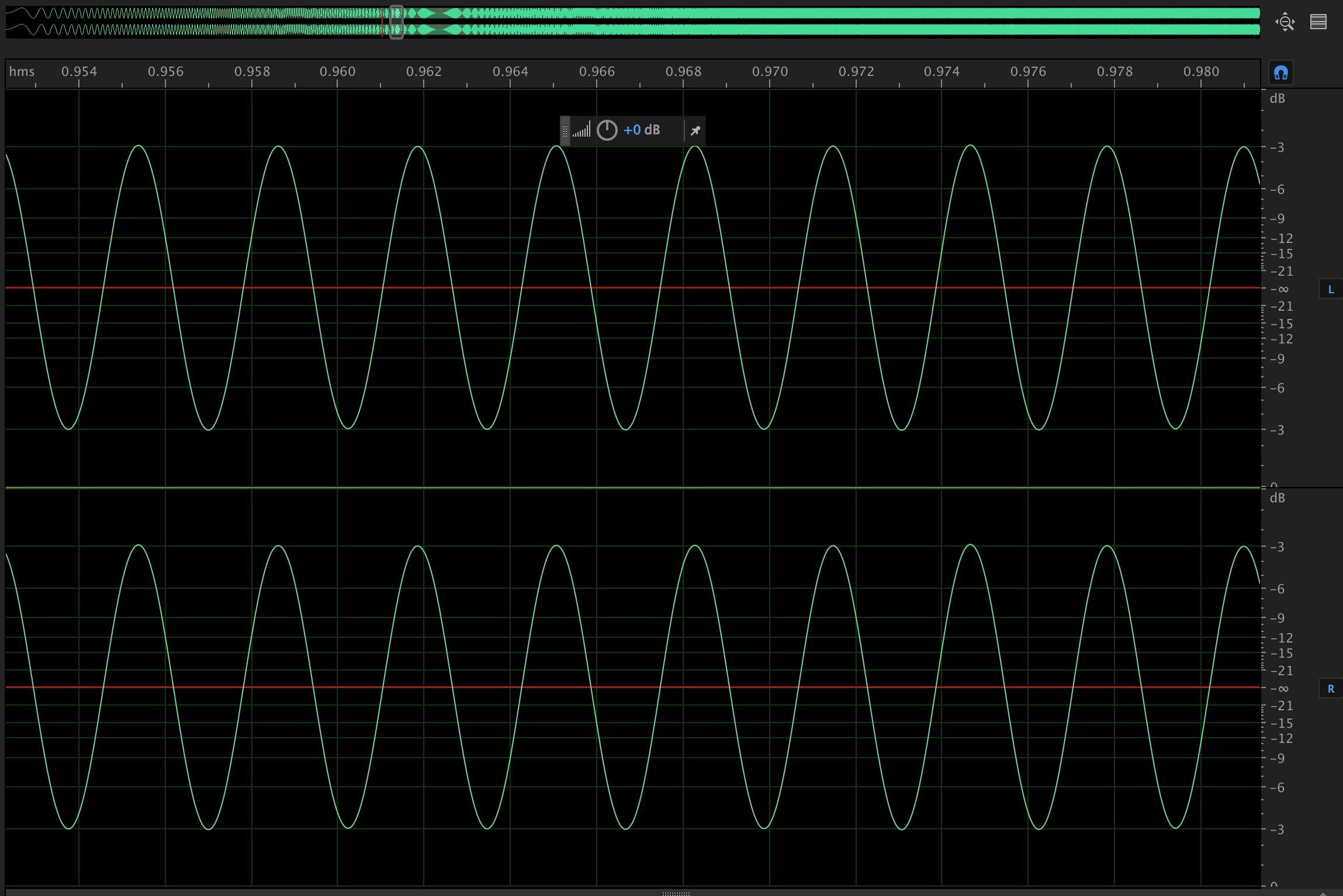 WebM Waveform