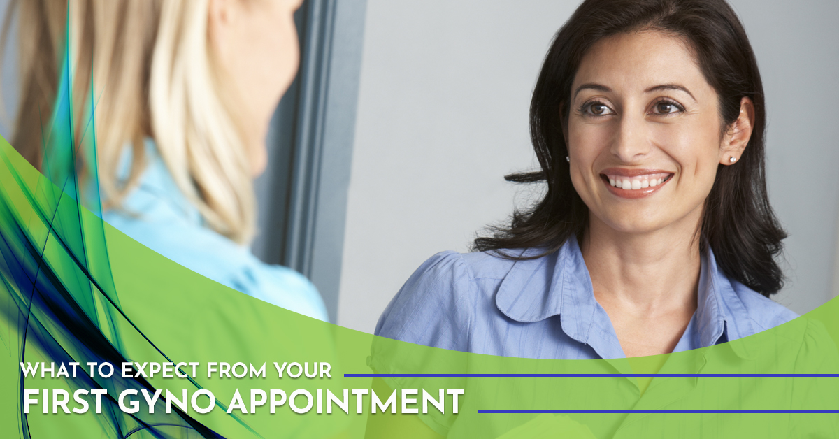 What to expect at your first gyno appointment