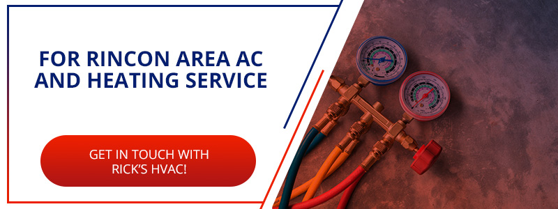 Call to action for hiring HVAC contractors in Rincon.