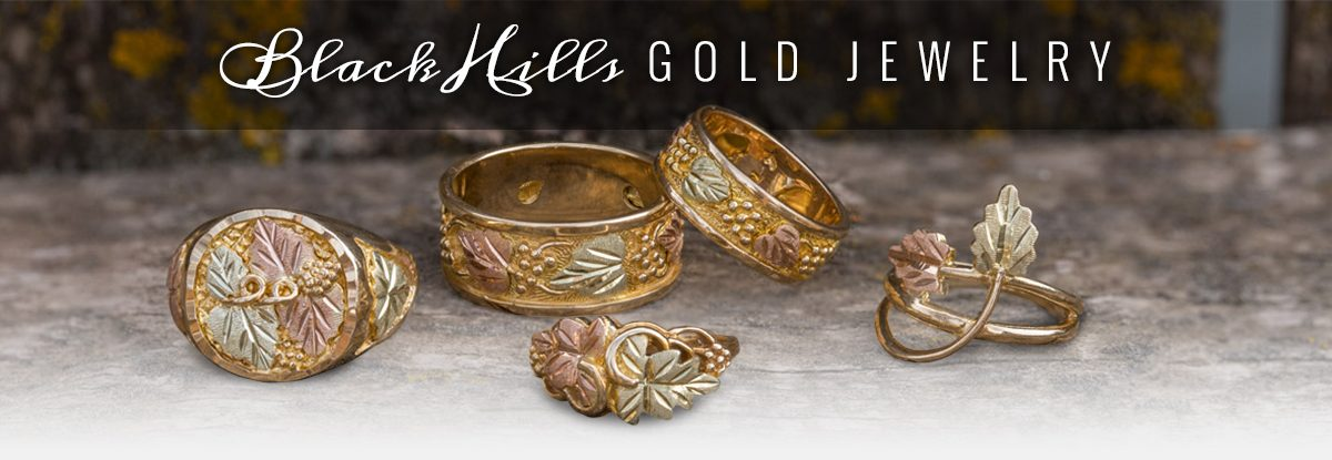 All Black Hills Gold Jewelry - Shop Our Jewelry Pieces | Mt ...
