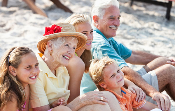 Vacations for senior citizens