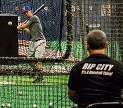 Virginia baseball training facility