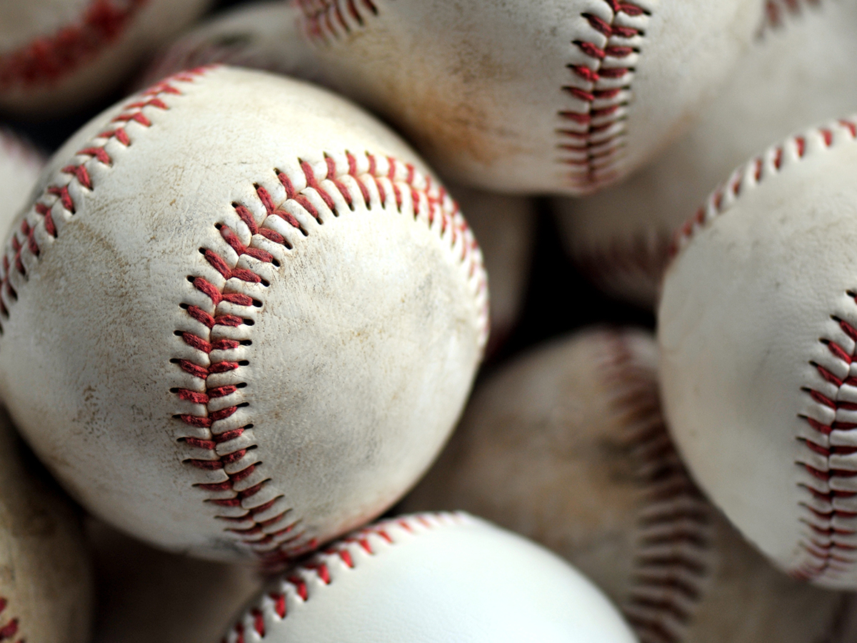 An image of top-quality baseballs provided by Rip City Training.