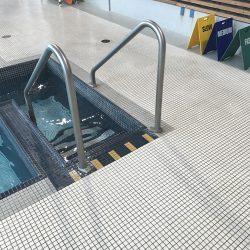 image of aquatics center