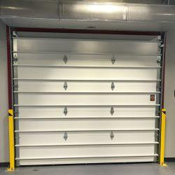 image of mechanical door