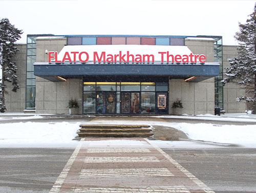 image of Markham Theatre Washrooms