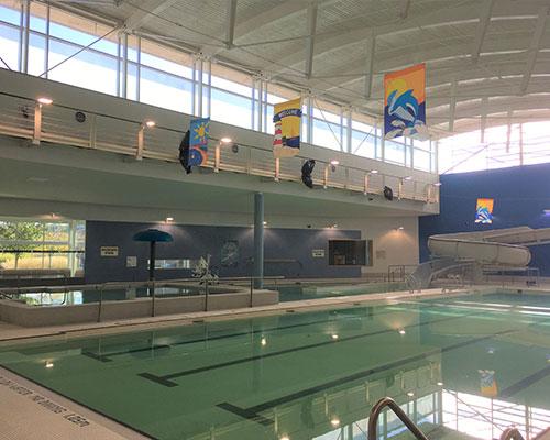 image of aquatic center
