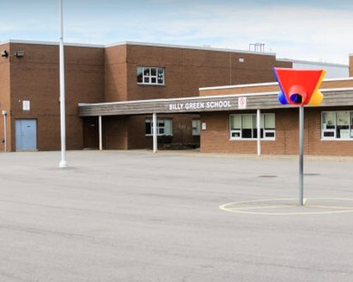 image of Billy Green Elementary School