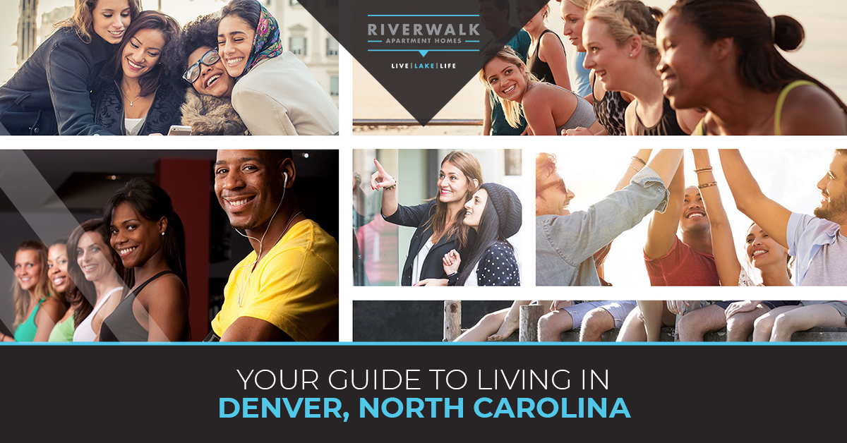 Your Guide To Living in Denver NC
