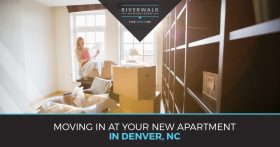 """Moving in at your new apartment"" blog banner."