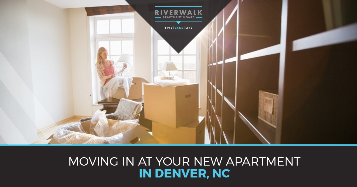 """""""Moving in at your new apartment"""" blog banner."""