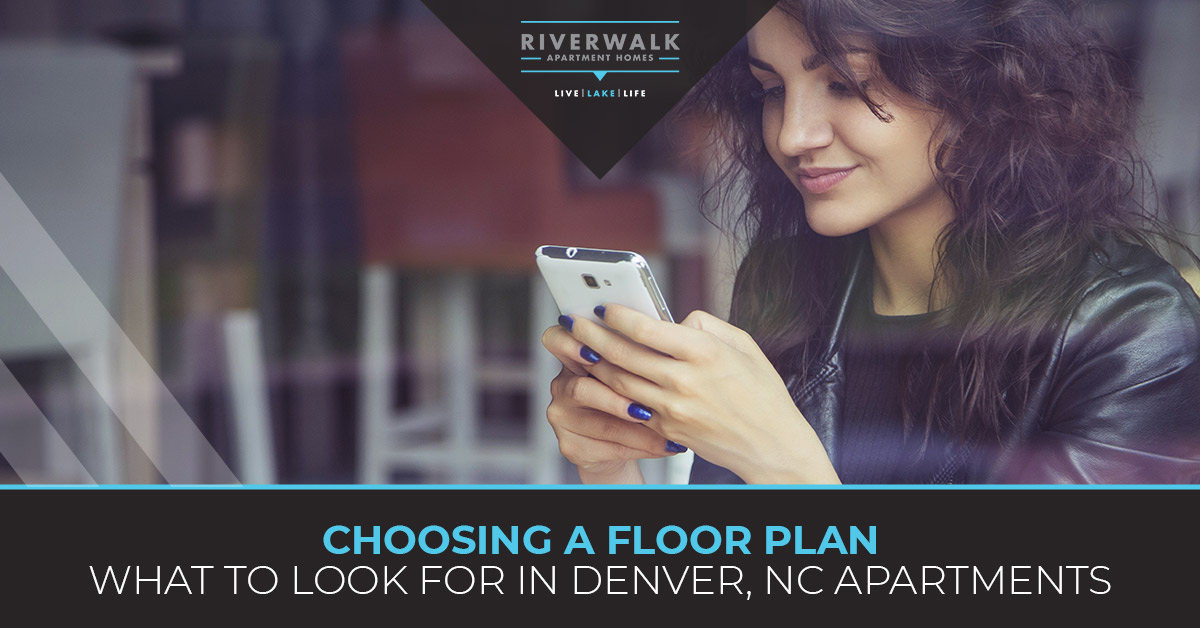 """Choosing a floor plan what to look for in Denver"" blog banner."