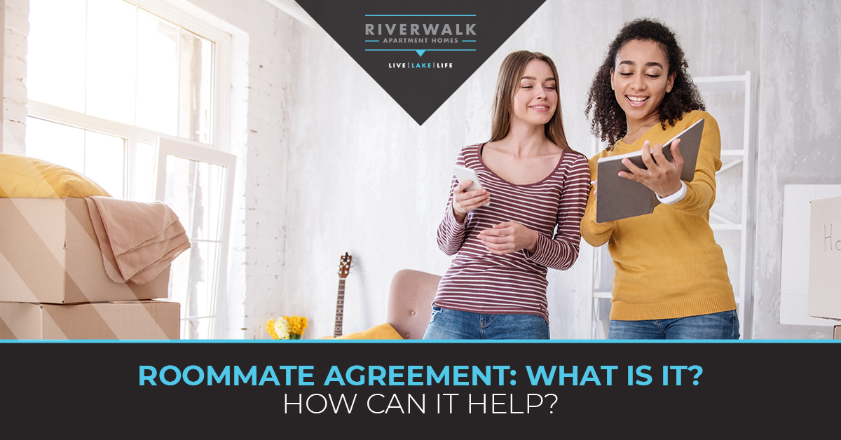 """Roommate agreement: what is it. How can it help?"""