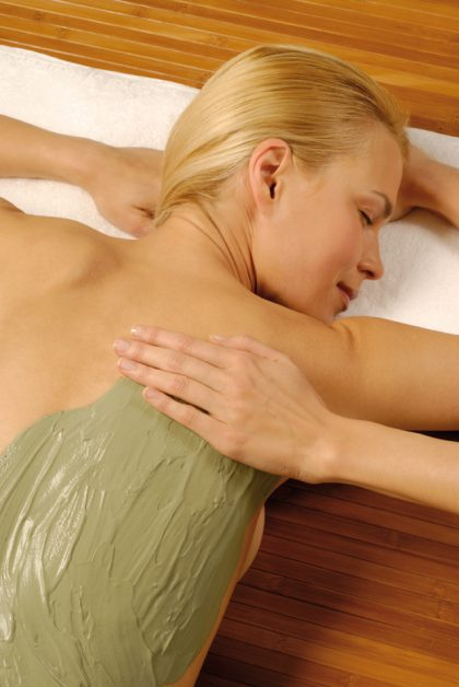 seaweed body wrap treatment Phytomer