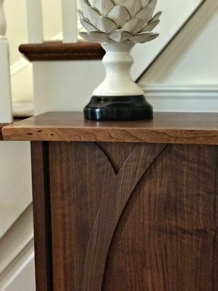 U201cWe Hired Zak At [River Woodcraft] To Build A Custom Cabinet, Entertainment  Center Console, Coffee Table, And Two End Tables, After Lots Of Research  And ...