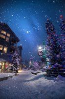 Christmas Village by Roberto Nickson