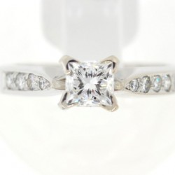 Our jewelry store offers various diamonds ranging in size, shape, and clarity!