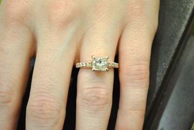 We'll help you find the perfect engagement ring!