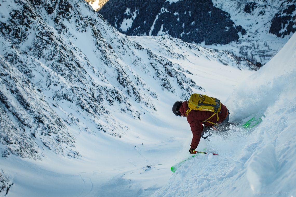 Helicopter Skiing & Snowboarding Photos - Alaska Ski