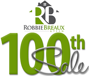 Robbie Breaux 100th Sale