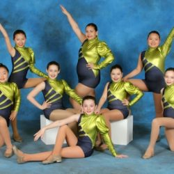 Look at those fun outfits worn by dancers at our Queens County dance studio