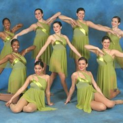 Green goddesses! Join dance lessons at Robert Mann Dance Centre