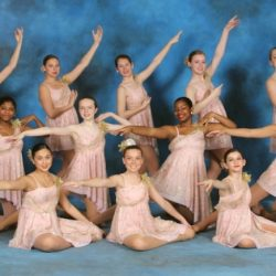 The most graceful of dancers at our Queens County dance studio