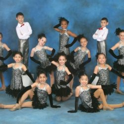 These stylish dancers have been practicing hard in dance lessons at Robert Mann Dance Centre