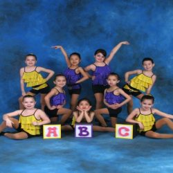 These small dancers are off to greatness at our Queens County dance studio
