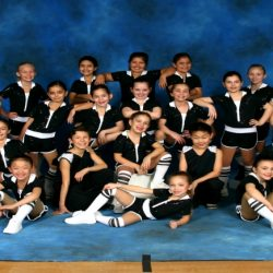 These dancers from our Queens County dance studio are ready to put on a show