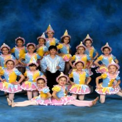 These dancers don't clown around in their dance lessons at Robert Mann Dance Centre