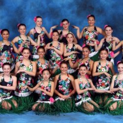 Aloha from our Queens County dance studio!