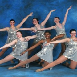 Strike a pose! These girls from our Queens County dance studio are ready for the show!