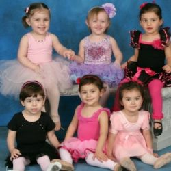 The littlest of dancers from our Queens County dance studio