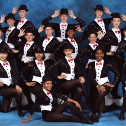 Looking classy! Dancers from our Queens County dance studio work super hard!