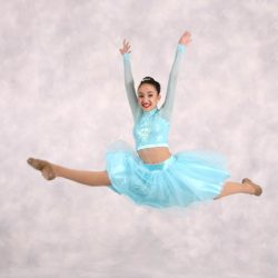 A talented dancer from our Queens County Dance Studio