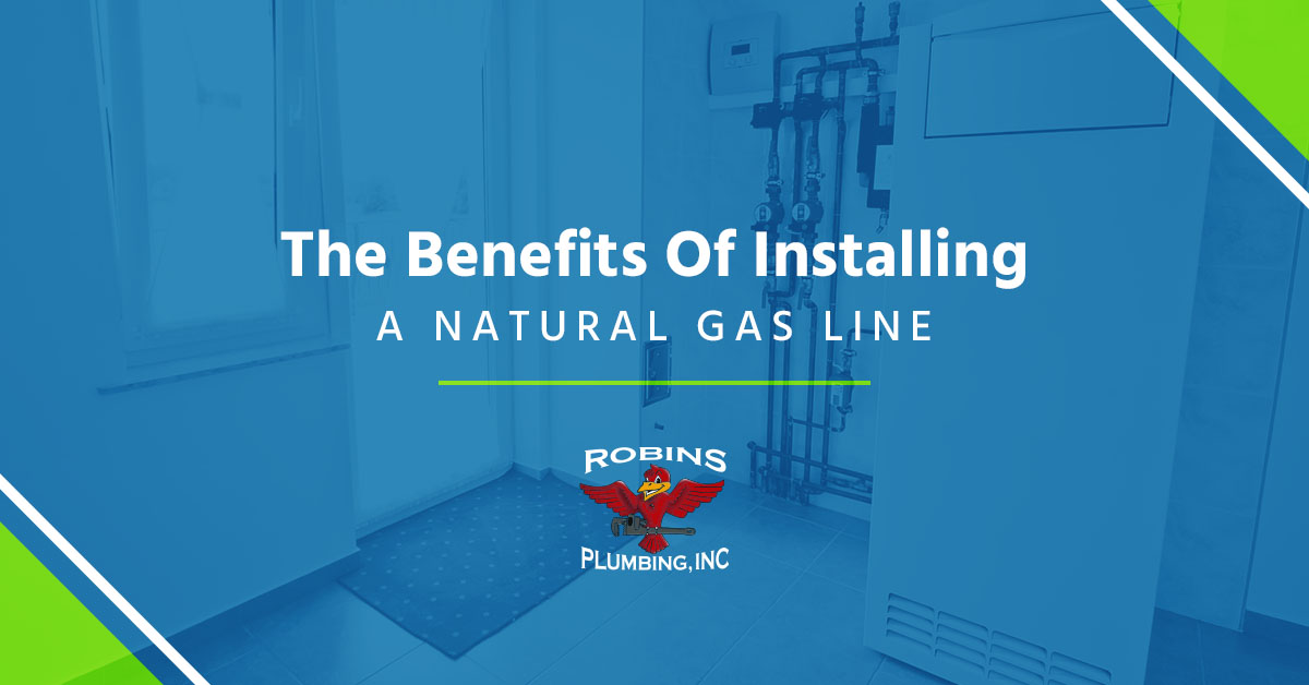 "Cover photo for ""The Benefits of Installing a Natural Gas Line"""