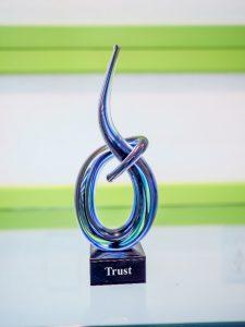 Robins Plumbing Trust Trophy