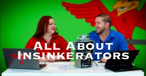 "Cover photo for blog and video ""All About Insinkerators"""
