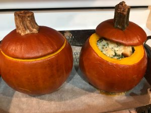 "Image of two ""Stuffed Pumpkins"""