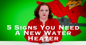 "Cover photo for video ""5 Signs You Need A New Water Heater"""